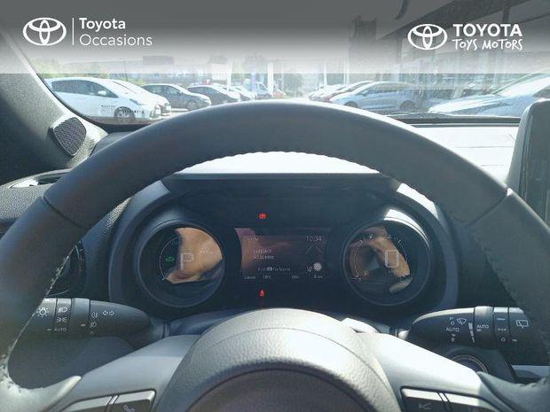 Photo miniature de la Toyota Yaris Cross 116h Design AWD-i 2021 d'occasion