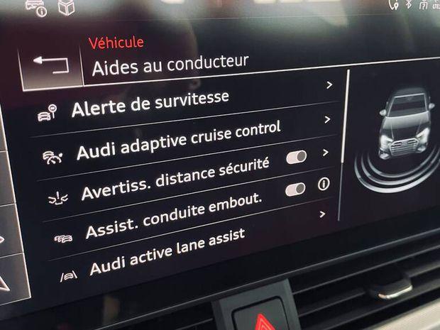Photo miniature de la Audi A4 40 TDI 190 S tronic 7 Avus 2020 d'occasion