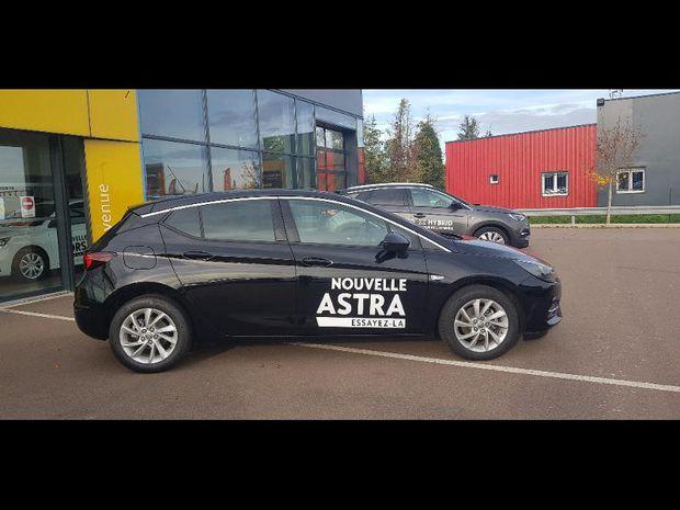 Photo miniature de la Opel Astra 1.5 D 122ch Elegance 2020 d'occasion