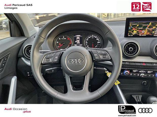 Photo miniature de la Audi Q2 30 TDI 116ch Design S tronic 7 Euro6dT 2019 d'occasion