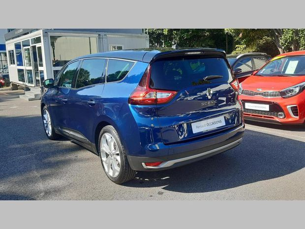 Photo miniature de la Renault Grand Scenic Blue dCi 120 Business 2019 d'occasion