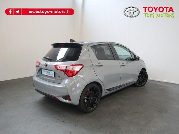 Photo miniature de la Toyota Yaris 100h GR SPORT 5p MY19 2019 d'occasion