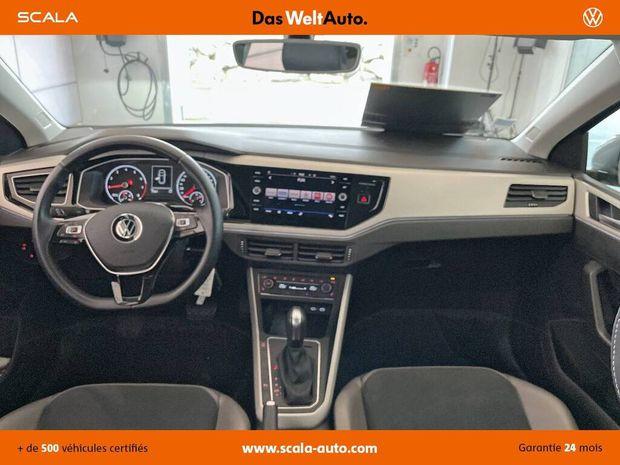Photo miniature de la Volkswagen Polo 1.0 TSI 95 S&S DSG7 Carat / Garantie 24 Mois 2020 d'occasion