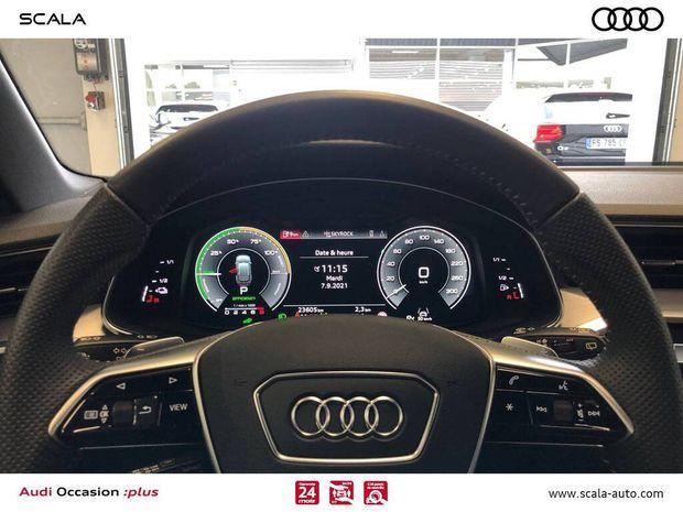 Photo miniature de la Audi A6 Avant 55 TFSIe 367 ch S tronic 7 Quattro Competition 2020 d'occasion