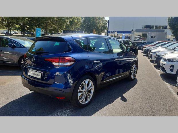 Photo miniature de la Renault Scenic Blue dCi 120 Business 2019 d'occasion