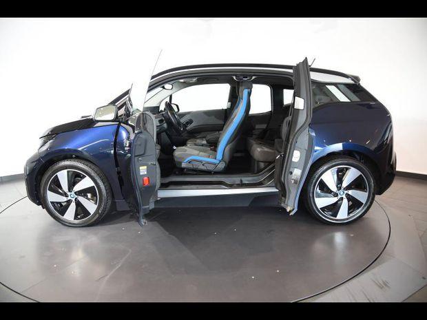 Photo miniature de la BMW i3 170ch 94Ah iLife Atelier 2018 d'occasion