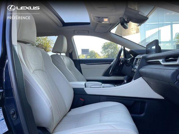 Photo miniature de la Lexus RX 450hL 4WD Executive MC19 2021 d'occasion