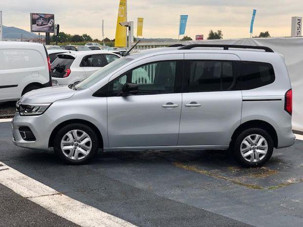 Photo miniature de la Renault Kangoo 1.3 TCe 130ch Intens 2021 d'occasion