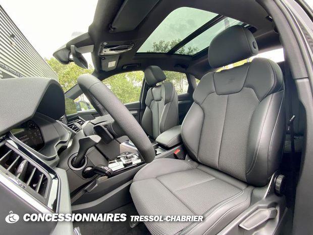 Photo miniature de la Audi Q5 Sportback 40 TDI 204 S tronic 7 Quattro S line 2021 d'occasion