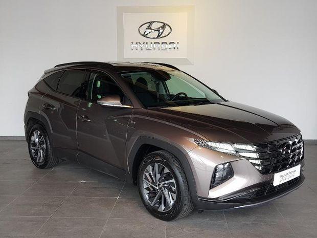 Photo miniature de la Hyundai Tucson 1.6 CRDI 136ch Hybrid 48v Creative DCT7 2021 d'occasion