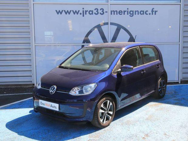 Photo miniature de la Volkswagen Up Move  ! 1.0 MPI 60CH BVM5  United 2020 d'occasion