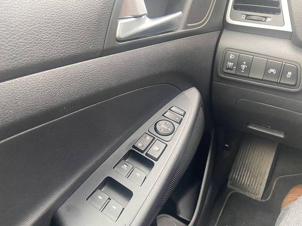 Photo miniature de la Hyundai Tucson 1.7 CRDi 141 2WD DCT-7 Business 2017 d'occasion