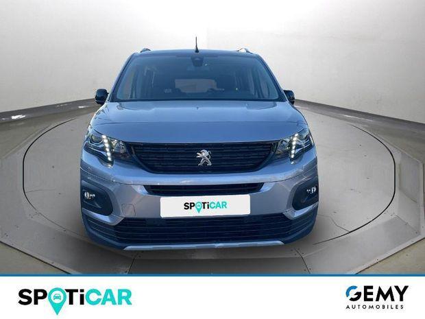 Photo miniature de la Peugeot Rifter 1.5 BlueHDi 130ch S&S Long GT 2021 d'occasion