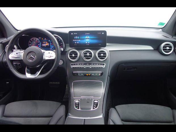 Photo miniature de la Mercedes Classe GLC GLC 220 d 194ch AMG Line 4Matic 9G-Tronic 2020 d'occasion