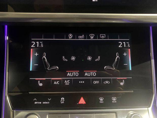 Photo miniature de la Audi A6 Avant 40 TDI 204 ch S tronic 7 Avus Extended 2020 d'occasion