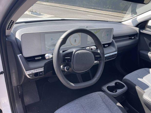 Photo miniature de la Hyundai IONIQ 5 73 kWh - 218 ch Intuitive 2021 d'occasion