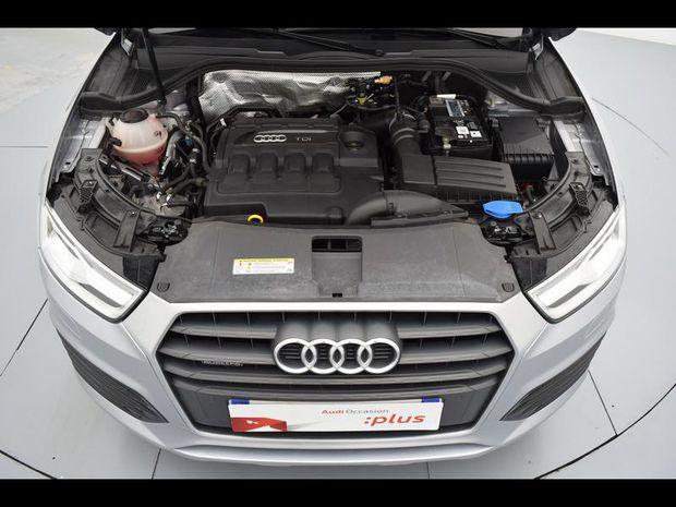 Photo miniature de la Audi Q3 2.0 TDI 184ch Ambition Luxe quattro S tronic 7 2018 d'occasion