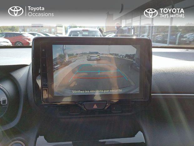 Photo miniature de la Toyota Yaris Cross 116h Design 2021 d'occasion