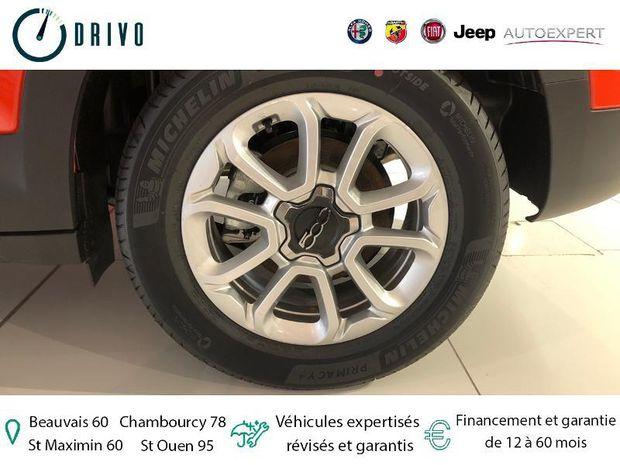 Photo miniature de la Fiat 500X 1.0 FireFly Turbo T3 120ch Cult 2021 d'occasion