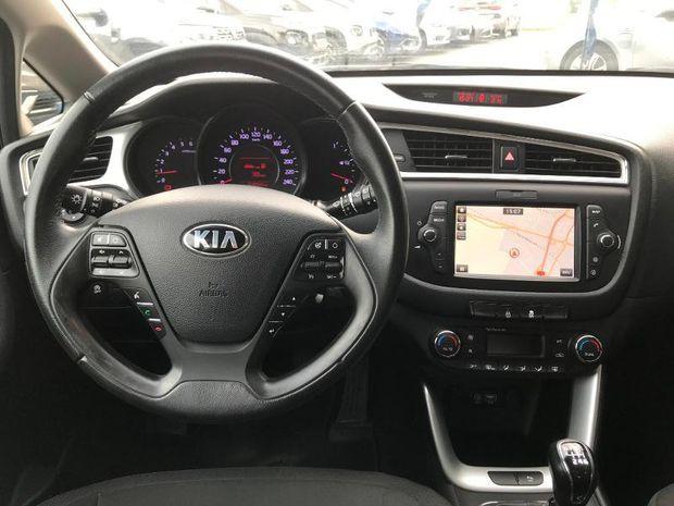 Photo miniature de la Kia Cee'd 1.6 CRDi 136ch ISG Active 2018 d'occasion