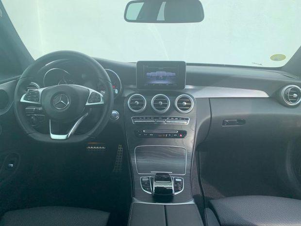 Photo miniature de la Mercedes Classe C Coupe 220 d 170ch Bus. Executive 9G-Tronic 2017 d'occasion