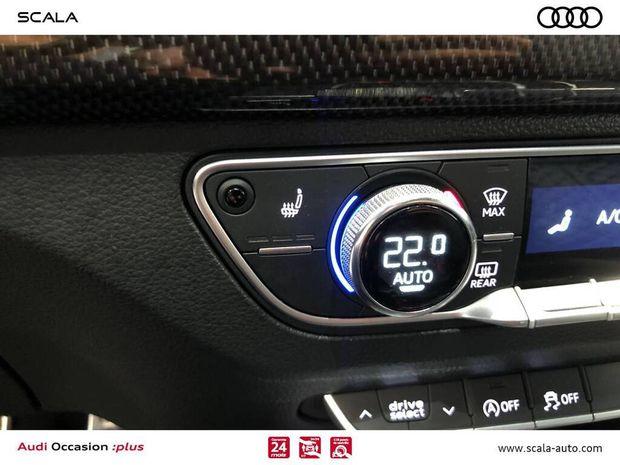Photo miniature de la Audi Q5 S 3.0 V6 TDI 347 Tiptronic 8 Quattro 2019 d'occasion
