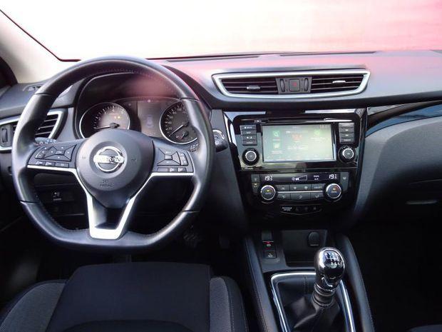 Photo miniature de la Nissan Qashqai 1.3 DIG-T 140ch N-Connecta 2019 2019 d'occasion