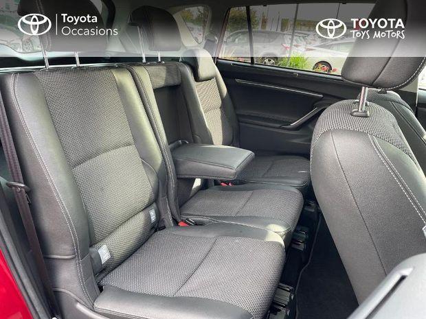 Photo miniature de la Toyota Verso 132 VVT-i Design 2017 d'occasion