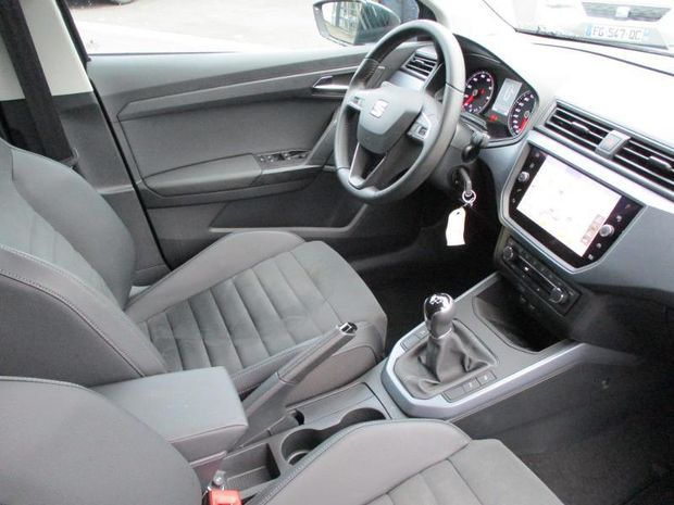 Photo miniature de la Seat Arona 1.0 EcoTSI 95ch Start/Stop Urban Euro6d-T 2020 d'occasion