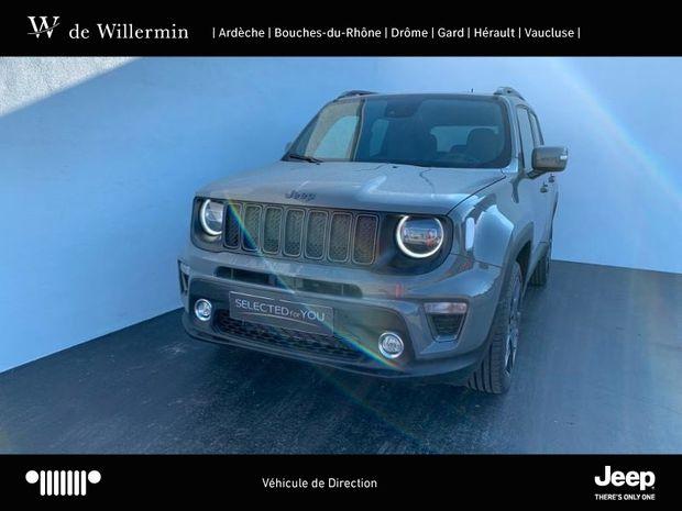 Photo miniature de la Jeep Renegade 1.3 GSE T4 240ch 4xe S AT6 MY21 2021 d'occasion