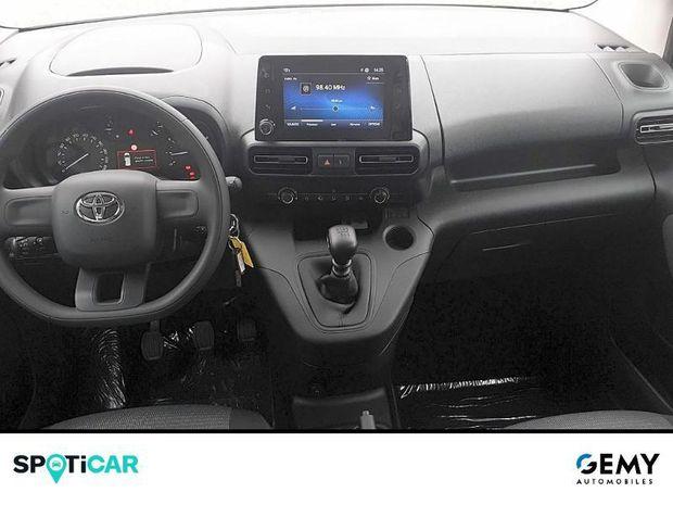 Photo miniature de la Toyota PROACE CITY Verso Medium 1.5 130 D-4D Executive 2021 d'occasion