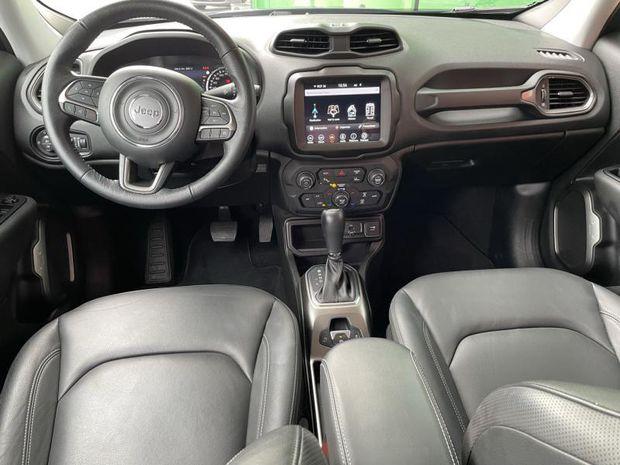 Photo miniature de la Jeep Renegade 1.6 MultiJet 120ch Limited BVR6 2020 d'occasion