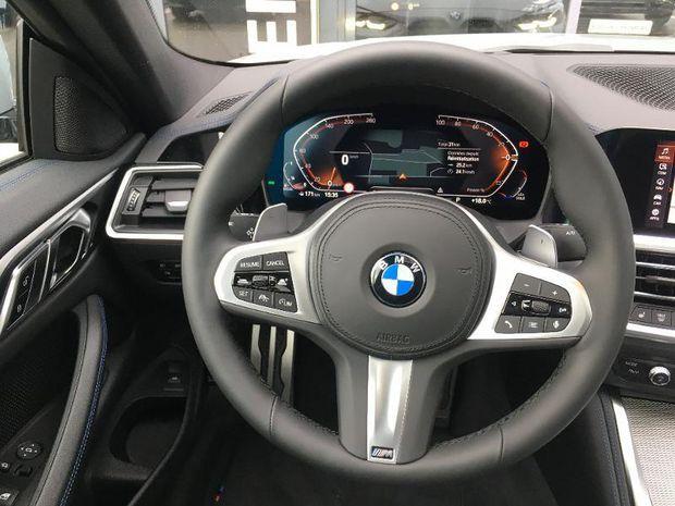 Photo miniature de la BMW Serie 4 Coupe 430dA xDrive 286ch M Sport 2021 d'occasion