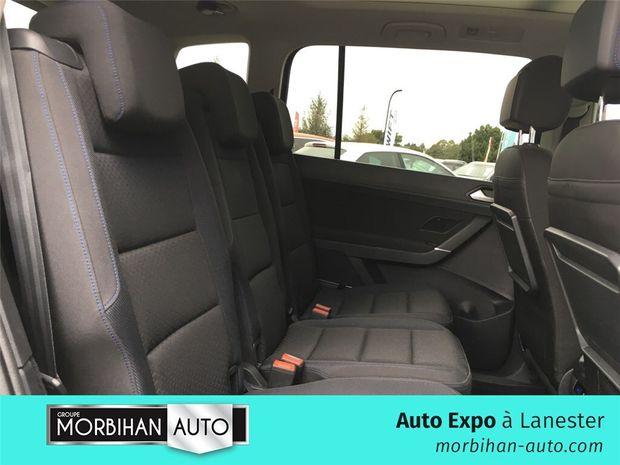 Photo miniature de la Volkswagen Touran 2.0 TDI 150 7PL 2020 d'occasion