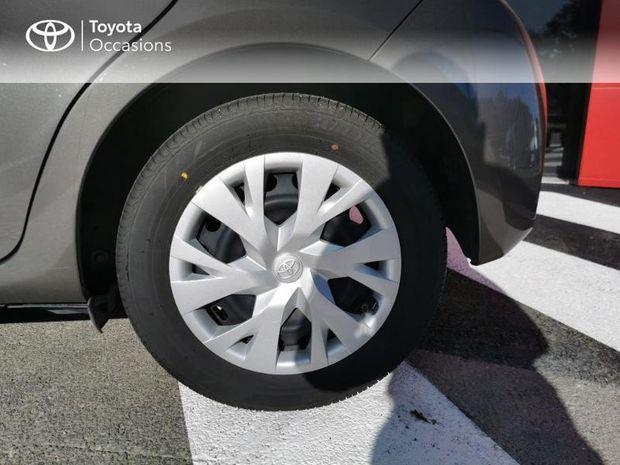 Photo miniature de la Toyota Yaris 70 VVT-i France Connect 5p MY19 2020 d'occasion