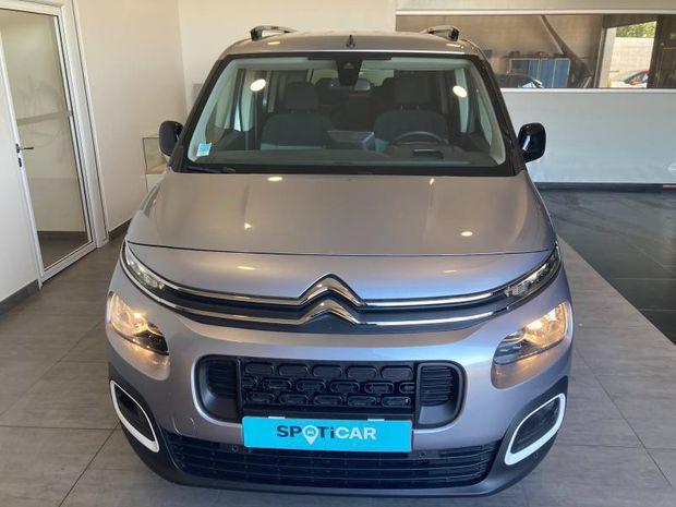 Photo miniature de la Citroën Berlingo XL BlueHDi 130ch S&S Shine 7 places 2021 d'occasion