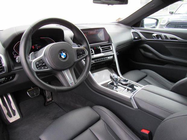 Photo miniature de la BMW Serie 8 840dA 320ch xDrive M Sport 2019 d'occasion