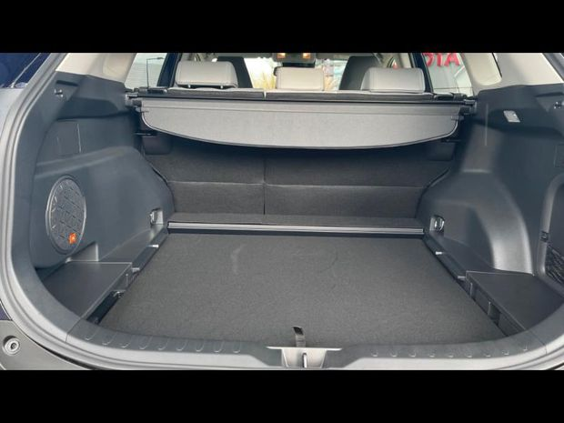 Photo miniature de la Toyota RAV4 Hybride 218ch Lounge 2WD MY21 2021 d'occasion