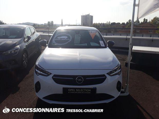Photo miniature de la Opel Corsa Electrique 136 ch & Batterie 50 kw/h Edition 2020 d'occasion