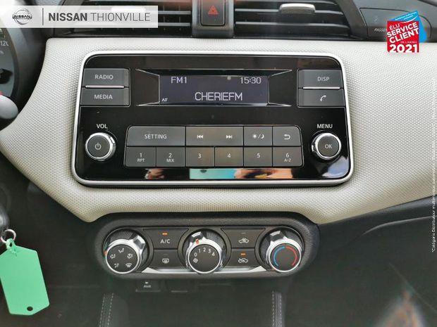 Photo miniature de la Nissan Micra 0.9 IG-T 90ch Visia Pack 2018 2018 d'occasion