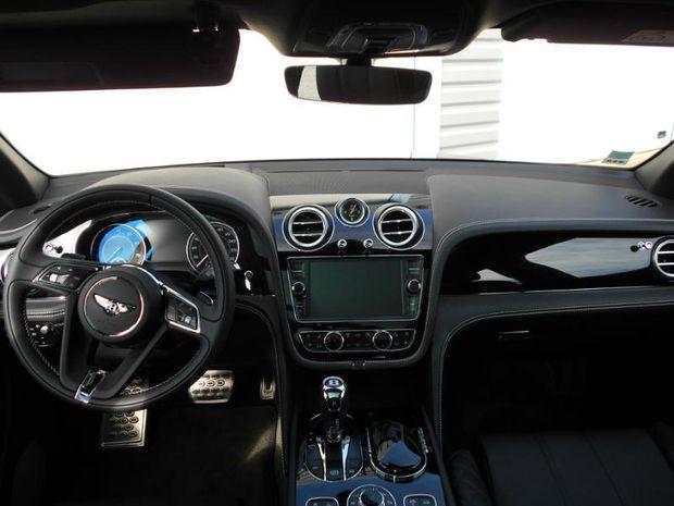 Photo miniature de la Bentley Bentayga 6.0 W12 Twin Turbo TSI 608ch 2016 d'occasion