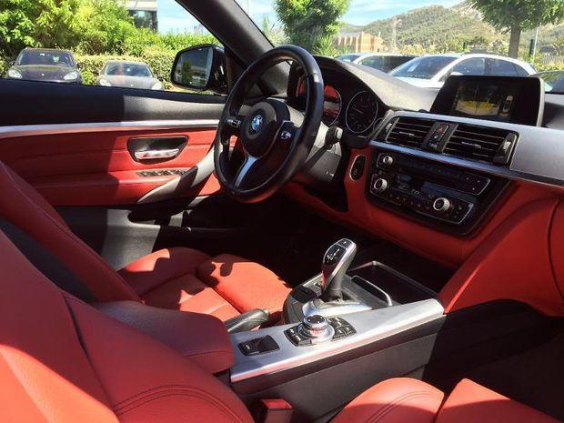Photo miniature de la BMW Serie 4 Cabriolet 430dA 258ch M Sport 2015 d'occasion