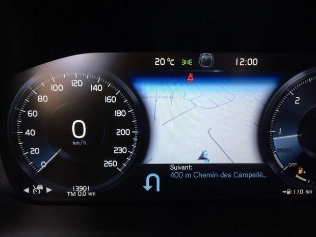 Photo miniature de la Volvo V90 D4 190ch Inscription Geartronic 2016 d'occasion