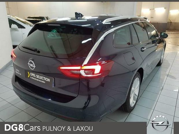 Photo miniature de la Opel Insignia Tourer 1.6 Turbo D 136ch Elite Auto 2017 d'occasion