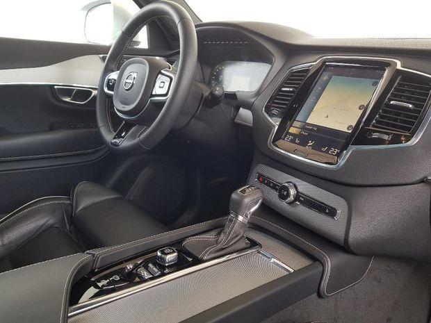 Photo miniature de la Volvo XC90 D5 AWD AdBlue 235ch R-Design Geartronic 7 places 2018 d'occasion