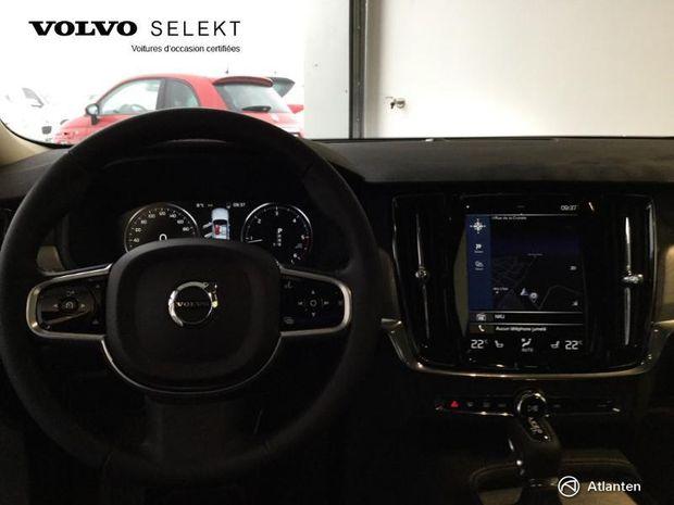 Photo miniature de la Volvo S90 D5 AWD 235ch Inscription Geartronic 2018 d'occasion