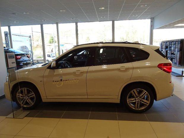 Photo miniature de la BMW X1 xDrive18dA 150ch M Sport 2017 d'occasion