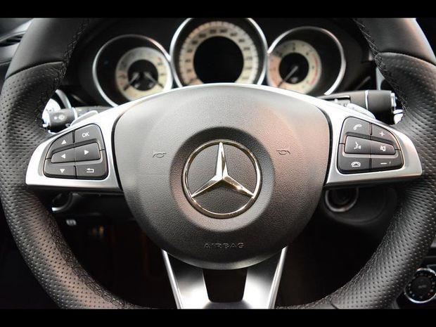Photo miniature de la Mercedes Classe CLS 250 d Sportline 4Matic 7G-Tronic + 2017 d'occasion