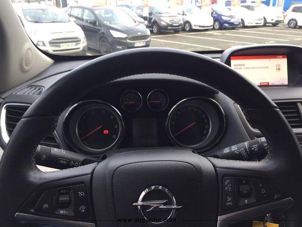 Photo miniature de la Opel Mokka 1.6 CDTI 136ch Cosmo Pack ecoFLEX Start&Stop 4x2 2015 d'occasion