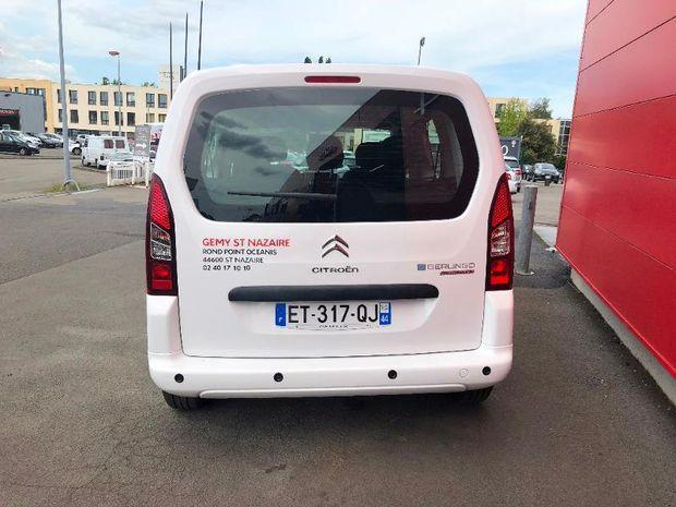 Photo miniature de la Citroën Berlingo E-Berlingo M Feel 2018 d'occasion